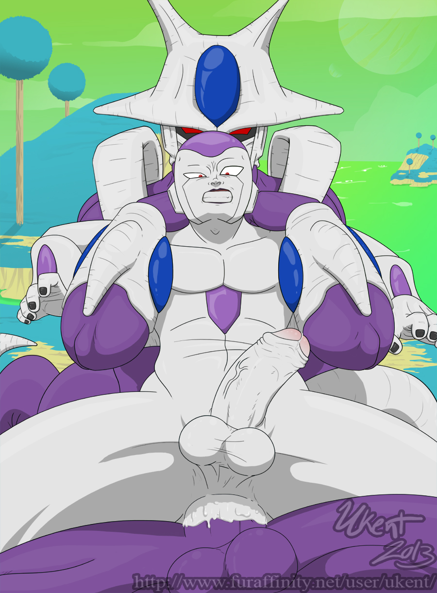dragon comics ball z gay porn The second coming of gluttony