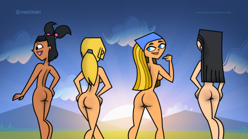 drama nude gwen island total Cartoon network out of jimmy's head