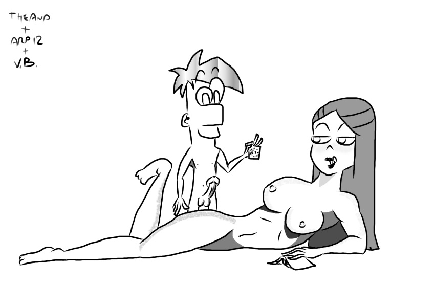 and from phineas meep ferb Chell road to el dorado