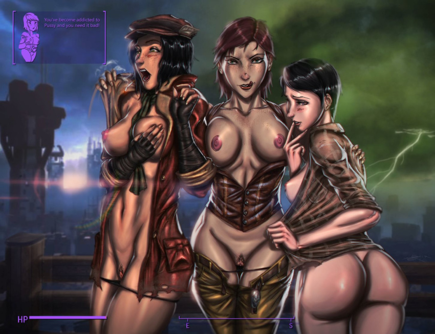 4 piper porn fallout comic Devil may cry 5 lady censored