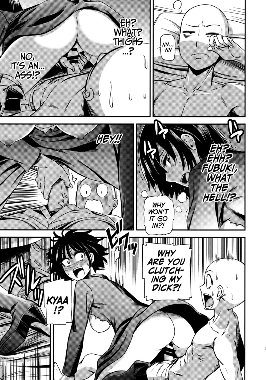 genos man punch one and Person with the biggest boobs