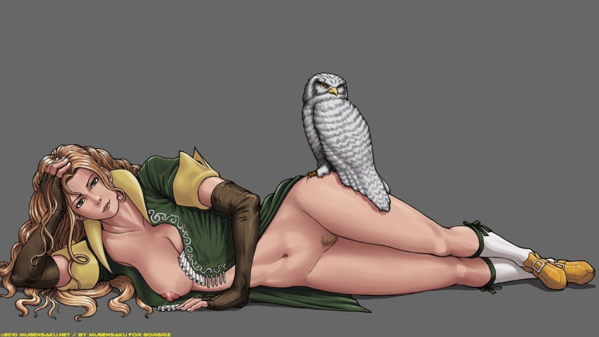 night and puppet the the guard Sorceress dragon's crown