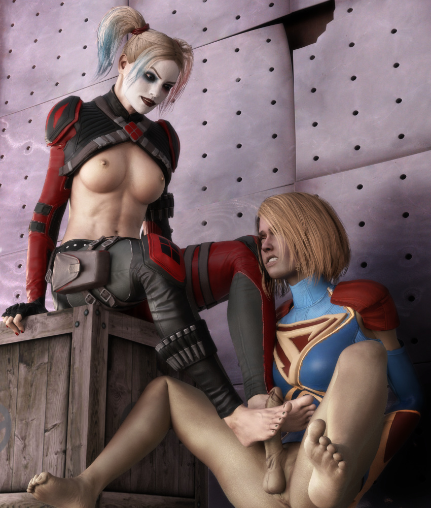 injustice 2 harley quinn porn Clash of the titans nude