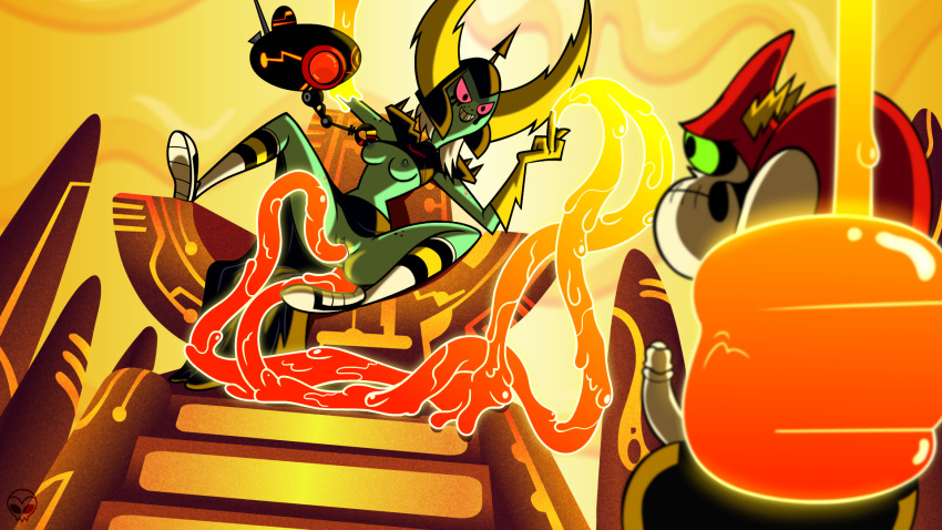 over t shirt wander yonder League of legends roleplay discord
