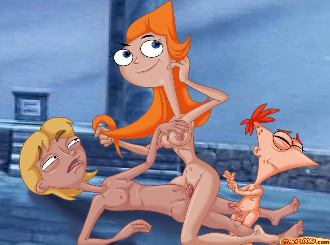 underwear ferb phineas candace and Pretty x cation 2 the animation